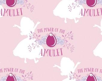 Sofia, princess Sofia, The power of the amulet, 85380504, col 01, Camelot Fabrics, cotton, cotton quilt, cotton designer