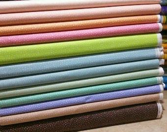 Bundle of 12, #2141 of Camelot Fabrics, 100% cotton