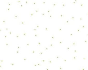 Pin dot, 705, vert, Riley Blake, cotton quilt, cotton designer