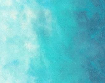 Sky, turkish sea, 18709, col 311, Robert Kaufman, 100% Cotton, quilt cotton, designer cotton