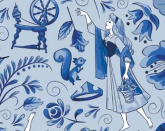 Sleeping Beauty, 85101404, col 02, Camelot Fabrics, cotton, cotton quilt, cotton designer