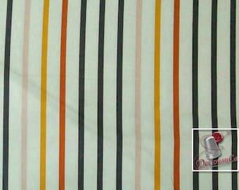 Pavillon stripe, Michael Miller fabrics, patt DC-6849, FQ, half-yard, by the yard, 100% Cotton, (Reg 3.49 - 1499)