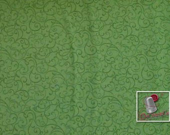 Green, Glorious Hummingbirds, multiple quantity cut in one piece, 100% Cotton, (Reg 2.39-17.29)