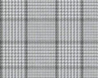 Plaids, All About Plaids, GRAY, 639, Riley Blake, cotton quilt, cotton designer