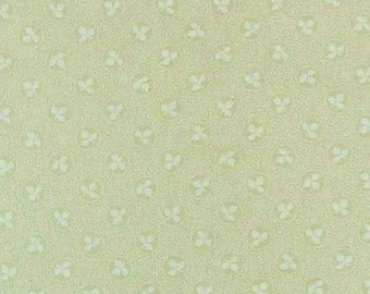 Écru, littles flowers ivory, Favorite Things, DSN 24369, Red Rooster, flower,  Cotton