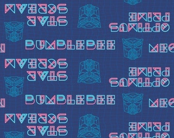 Transformers Galaxy, 95020204, col 02, Camelot Fabrics, cotton, cotton quilt, cotton designer