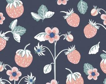Berry Blossoms, 29170301, col 03, Camelot Fabrics, 100% Cotton, quilt cotton, (Reg 2.99 - 17.99)