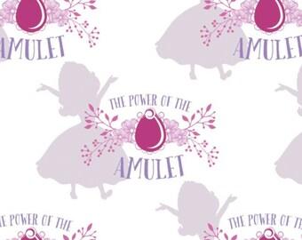 Sofia, princess Sofia, The power of the amulet, 85380504, col 02, Camelot Fabrics, cotton, cotton quilt, cotton designer