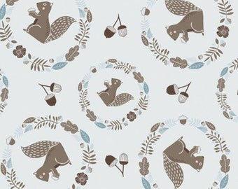 Watson, Watson in the woods, 31180104, col 02, Camelot Fabrics, 100% Cotton, (Reg 2.99-17.99)