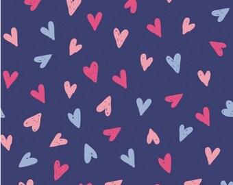 Hearts, Summer Days, Laura Ashley, 71190302, col 02, Camelot Fabrics, cotton, cotton quilt, cotton designer