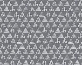 DARK GRAY, Triangle, Purrfect Day, 9904, Riley Blake, cotton quilt, cotton designer