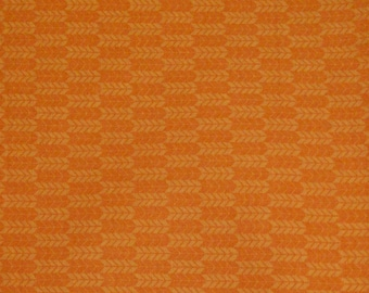 Orange, Édition Fabric, multiple quantity cut in one piece, 100% Cotton