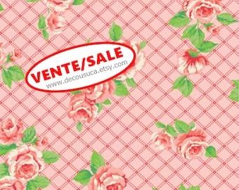 50%, Oxfordshire, Pink, The Elm Park Collection, Laura Ashley, 71170102, Camelot Fabrics, cotton quilt, (Reg 3.76-21.91)