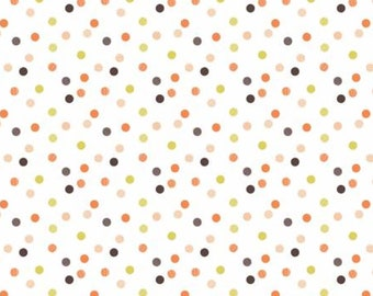 Dot, white, 21180804, col 01, Flower Market, Camelot Fabrics, 100% Cotton