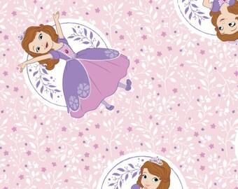 Sofia, princess Sofia, 85380505, col 02, Camelot Fabrics, cotton, cotton quilt, cotton designer