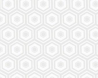 White, honeycomb, 2142, col 01, Mixology, Camelot Fabrics, cotton, cotton quilt, cotton designer