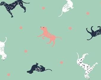 Dog, Urban Jungle, 30180206, col 01, Camelot Fabrics, cotton, cotton quilt, cotton designer