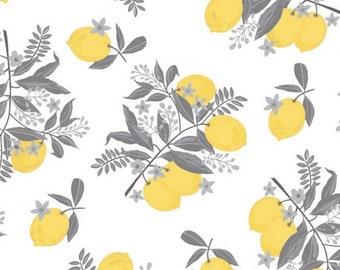Pear, yellow, 71190203, Summer Blooms, Camelot Fabrics, cotton, cotton quilt, cotton designer
