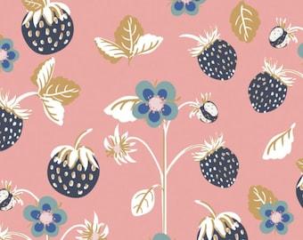 Berry Blossoms, 29170301, col 02, Camelot Fabrics, 100% Cotton, quilt cotton
