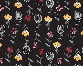 Flower fields, 21181006, col 03, Field of Poppies, Camelot Fabrics, 100% Cotton