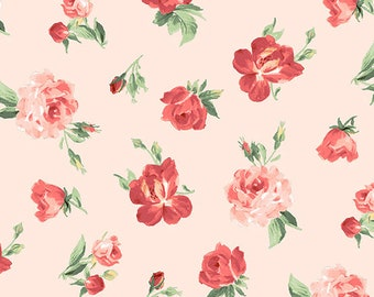 Fleurs, 9218, E, Symphony,  Andover, 100% Cotton