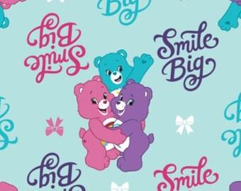Care Bears, 44010305, col 02, Camelot Fabrics, cotton, cotton quilt, cotton designer