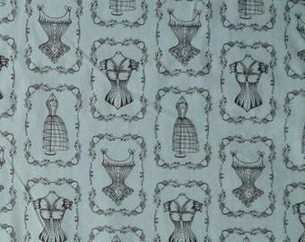 Mannequin, Bek Mod, Peppy Studio, cotton quilt, cotton designer