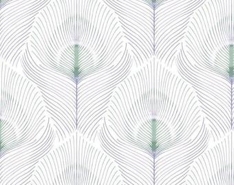 Montague in White, 71180205, col 02, Laura Ashley, The Violetta, Camelot Fabrics, cotton, cotton quilt, cotton designer