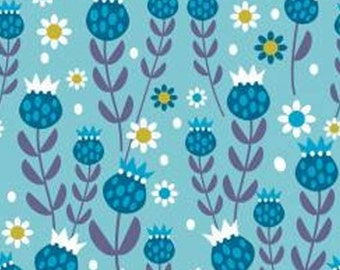 Buds, 18180103, col 01, Springs Birds, Camelot Fabrics, 100% Cotton, (Reg 2.99-17.99)