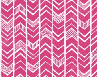 Chevrons, fuschia, Mod Blocks, 27180110, col 03, Camelot Fabrics, 100% Cotton, quilt cotton