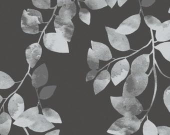Latvus in Carbon, 38170105, 01, Lintu, Finlayson, Camelot Fabrics, 100% Cotton, quilt cotton, (Reg 2.99-17.99)