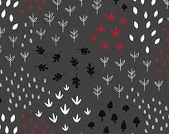 Field, carbon, Hudson, 21172105, Camelot Fabrics, multiple quantity cut in one piece, 100% Cotton