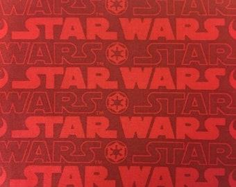 Star Wars, logo, 73100312, col 03, Camelot Fabrics, cotton, cotton quilt, cotton designer