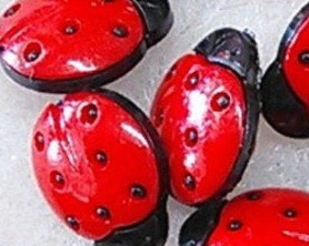 3 buttons, 17mm, Beetle, vintage, BF14,