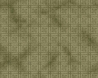 Green olive, ginger & spice, Missie Carpenter, Blank Quilting, 9209, 100% Cotton