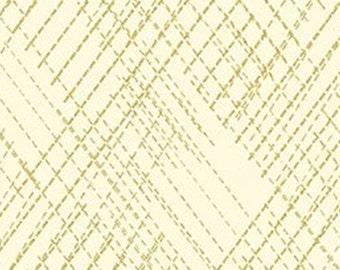 Gold metallic, ivory, Metallic Mixers, Benartex, 7725M, cotton, cotton quilt, cotton designer