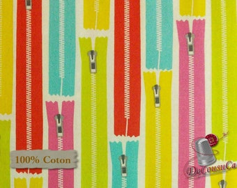 Zippers, Sew Much Fun, Nadia Hassan, Studio e, 3811, Studio e, multiple quantity cut in one piece, 100% Cotton