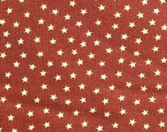Star, wine, Andover, 9166, cotton, cotton quilt, cotton designer