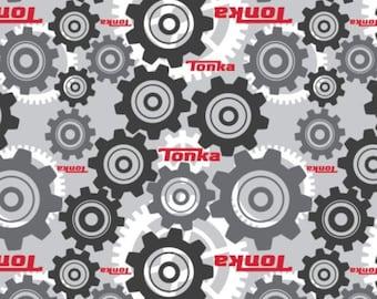 Tonka, gears, 95060104, col 02, Camelot Fabrics, cotton, cotton quilt, cotton designer