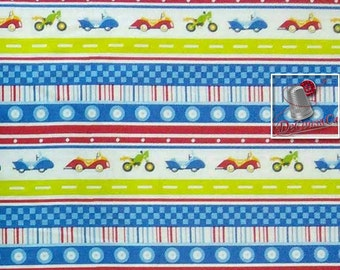 Safari Drive, by Tim Beaumont, Studioe, car, multiple quantity cut in one piece, 100% Cotton