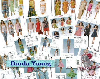 Burda Young, 6-20, new, uncut