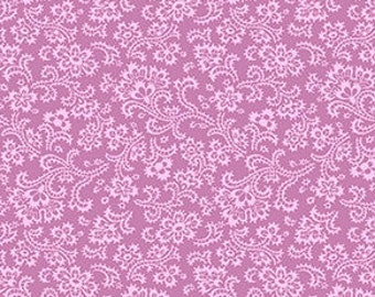 Flowers, 9224, P, Symphony,  Andover, 100% Cotton