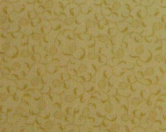Beige, Apple Cider, 3157, P & B Textiles, multiple quantity cut in one piece, 100% Cotton
