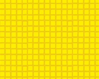 Carreau, Yellow, Very Merry, 9402, Andover