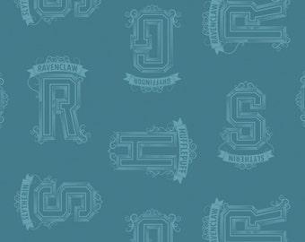 Harry Potter, HP Houses Tonal, 23800134, col 02, Camelot Fabrics, cotton, cotton quilt, cotton designer