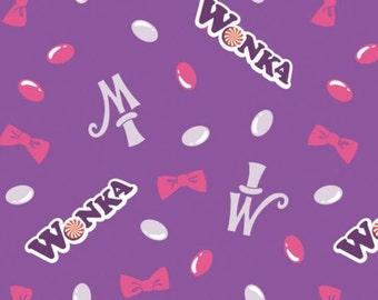 Willy Wonka, 23230108, col 02, Camelot Fabrics, cotton, cotton quilt, cotton designer