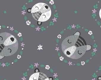 Ours, mère et enfant, Bear Hug, 21181502, col 02, Camelot Fabrics, 100% Cotton