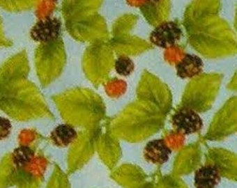 Harvest Botanicals, Henry Glass & Co Pattern #9789, FQ, half-yard, by the yard, 100% Cotton, (Reg 2.99 - 17.99)
