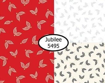 3 prints, Jubilee, Benartex, 5495, cotton