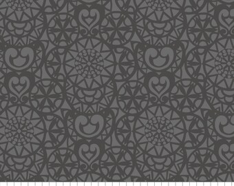 Rosetti, carbon, 38170102, 02, Lintu, Finlayson, Camelot Fabrics, 100% Cotton, quilt cotton